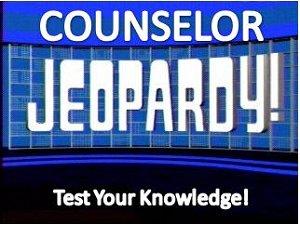 counselor jeopardy