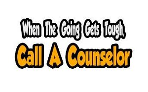 call a counselor