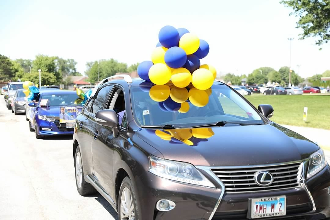 Best Decorated Graduation Car Voting
