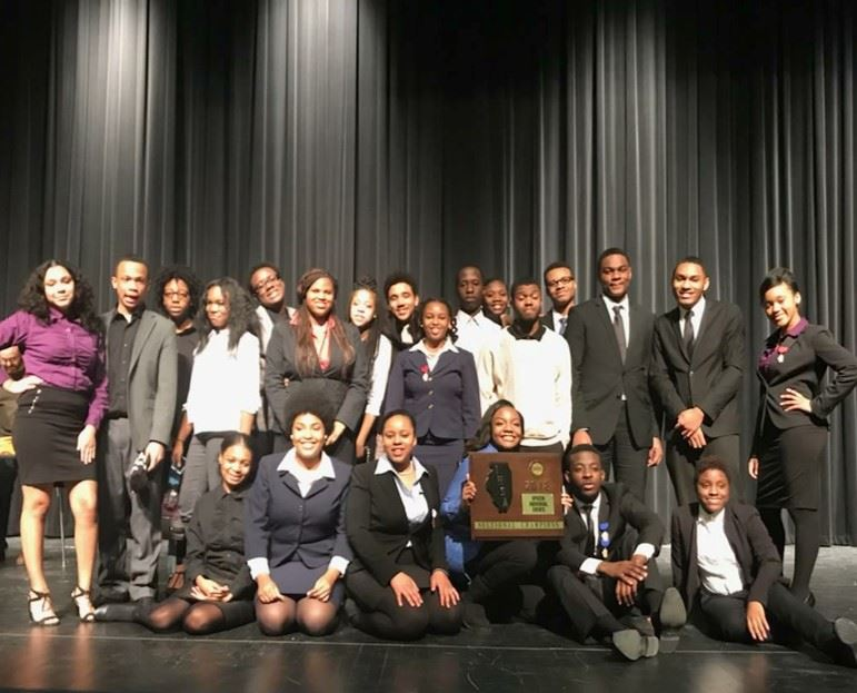Congratulations to the Thornton Speech team