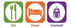 Eat Sleep Counsel